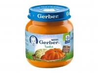 Gerber Пюре тыква с 5 месяцев 130г.