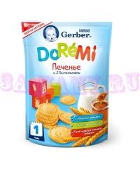Gerber Печенье DoReMi с 5 витаминами с 1 года 180 г.
