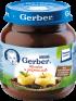 Gerber Пюре яблоко, чернослив c 5 месяцев 130 мл