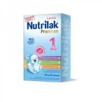Нутрилак Премиум 1 молочная смесь (0-6 месяцев) 350 г