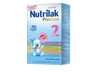Нутрилак Премиум 2 молочная смесь (6-12 месяцев) 350 г