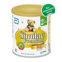 Симилак Премиум 2 Молочная смесь (6-12 месяцев) 400 г