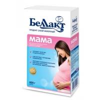 """Продукт сухой молочный для питания беременных и кормящих женщин """"Беллакт МАМА+"""", 400гр."""