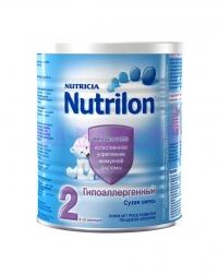 Нутрилон гипоаллергенный-2 Сухая молочная смесь c 6 месяцев 400 г