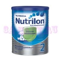 Нутрилон кисломолочный-2 Сухая молочная смесь с 6 месяцев 400 г