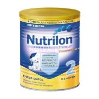 Нутрилон комфорт-2 Сухая молочная смесь c 6-и месяцев 400 г