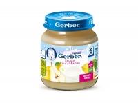 Gerber Пюре груша со сливками c 6 месяцев 130 мл