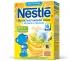 Nestle Молочная мультизлаковая каша с яблоком и бананом, 250г