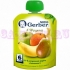 Gerber Пюре четыре фрукта c 6 месяцев 130 мл