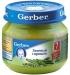 Gerber Пюре зеленый горошек  с 4 месяцев 80г.