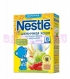 Nestle Каша сухая молочная пшеница земляника яблоко с 5 месяцев  250 г