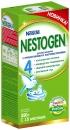 Nestogen 4  Детское молочко. Сухой быстрорастворимый молочный напиток с пребиотиками и лактобактериями для детей с 18 месяцев, 350 г.